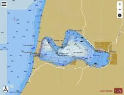 Portage Lake Michigan Marine Chart Us14939_p1495