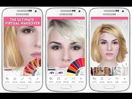 it is the most por digital makeup and beauty application for android iphone and even windows that allows one try out various looks
