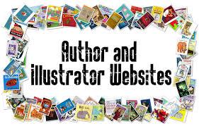 author and ilrator s books menu