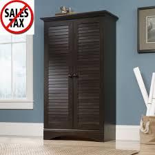 armoire wardrobe kitchen storage cabinet closet organizer wood bedroom furniture