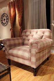Plaid Living Room Furniture Country Plaid Sofas Hotornotlive