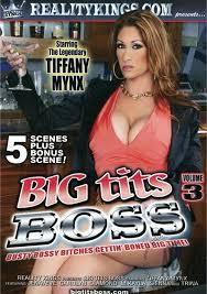 Big tits boss video