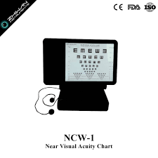 Vision Acuity Chart Near Vision Acuity Chart Ncw 1 Visual Testing Buy Near Visual Acuity Chart Visual Testing Product On Alibaba Com
