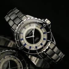 genuine moneybags lobor lobor cool black ceramic watch round genuine moneybags lobor lobor cool black ceramic watch round table encrusted men fashion men s quartz