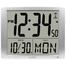 digital office wall clocks digital. Super Large Atomic Digital Wall Clock Office Clocks S