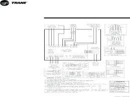 trane xl1200 heat pump wiring diagram color code endearing Trane Wiring Diagrams Model trane xl1200 heat pump wiring diagram color code endearing