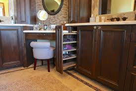 custom bathroom vanities ideas. Bathroom, Contemporary Bathroom Vanity With Makeup Area Best Of Inspiration 40 Custom Vanities Ideas