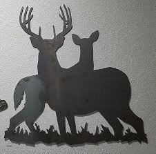 western metal wall art silhouettes awesome old fashioned silhouette wall art ilration wall art ideas