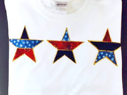 How To Make Shirt How To Make A Sparkly Star T Shirt