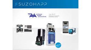 Independent Vending Machine Operators Association Mesmerizing SUZOHAPP To Present Latest Cash Handling Innovations At AVA Vending Expo