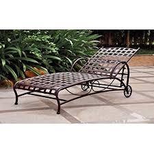 iron patio furniture. Wrought Iron Patio Furniture, Chaise, Outdoor Furniture B