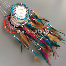 Colored Dream Catchers Enchanting Mixed Colors Dream Catcher Decor Car Decor Home Decorations Colorful