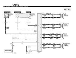 lincoln mkx radio wiring diagram lincoln wiring diagrams online