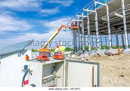 fuse cabinet stock photos fuse cabinet stock images alamy charging rechargeable battery over power charger for cordless tools fuse box on building site