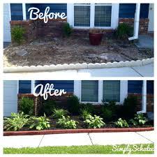 simple landscaping ideas home. Cheap Basic Plants Gardening Landscaping And Yards Home Landscape Design . Simple Ideas D