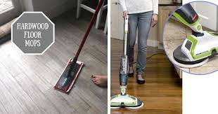 the best mop for hardwood floors reviews and rating 2019