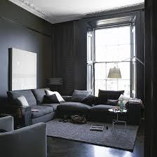 Interior Obsessions - Blackest Black. Living Room ...