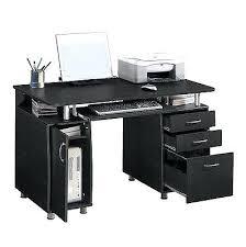 black desks for home office.  office black desk with printer storage computer wood  table home office study to desks for