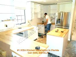 Installation Of Kitchen Cabinets Kitchen Layout Instruction Sheet Delectable Assembling Ikea Kitchen Cabinets