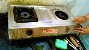 Gas Stove Service Home Safety 2014 Latest Tipsindian Style To Clean Gas Stove Fire