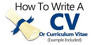 How To Write A Good Cv A Complete Guide On How To Write Cv In Nigeria Income Nigeria