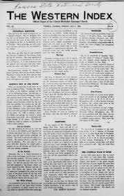 The Western Index from Topeka, Kansas on January 6, 1911 · 1