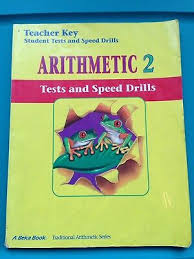 Abeka Arithmetic 2 For Sale Only 4 Left At 65