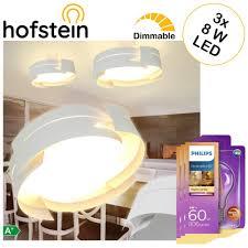 Philips 3 Mit Flur Leuchten Decken Runde Led Zimmer Wohn