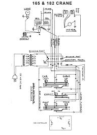 182 magnetic crane controller wiring Ac Hoist Wiring Diagram Pittsburgh Electric Hoist Wiring-Diagram