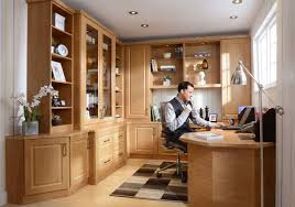 atherton library traditional home office. Home Offices Fitted Furniture. Spacemaker Furniture Atherton Library Traditional Office Y
