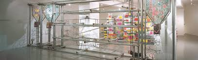 Vending Machine Warehouse Unique 미술작가 정소연