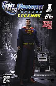 Amazon.com: DC Universe Online Legends #1 eBook: Bedard, Tony, Wolfman,  Marv, Benes, Ed, Sook, Ryan, Melo, Adriana, Porter, Howard, Lee, Norman,  Livesay: Kindle Store