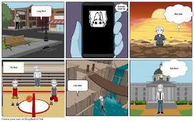 6 Frame Story Board Storyboard By Alexisdeniz