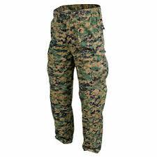 Details About Helikon Tex Usmc Trousers Pants Digital Woodland Marpat Us Marines Mccuu Uniform