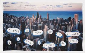 Fall Out Boy There S A Light On In Chicago Theres A Light On In Chicago And I Know I Should Be Home