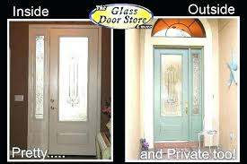 charming exterior door glass inserts home depot glass inserts front doors front door glass insert front