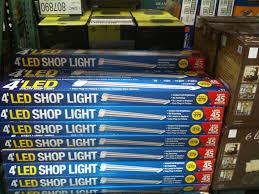 Feit 4 Linkable Led Shop Light Costco 4 Ft Led Shop Lights Miata Turbo Forum Boost Steam