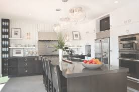 a great crystal chandelier with case for glamorous black kitchen have to do with kitchen