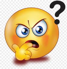 shocked with question mark - question mark emoji animatio PNG image with  transparent background png - Free PNG Images   Emoji images, Emoji, Free png