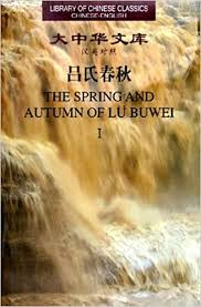 The <b>Spring and Autumn</b> Annals of Lu Buwei: Di Jiangyue ...