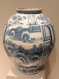 Chinoiserie Design On Pottery And Porcelain Delftware Wikipedia
