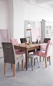 Kombiniert Stühle In Rosa Und Grau Stuhl Hocker