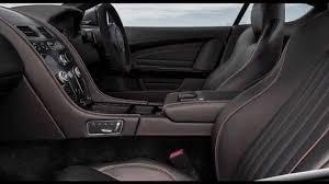 aston martin interior. 2016 aston martin db9 gt interior