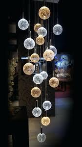 glass bubble chandelier cozy uk best images about chandeliers canada floating vintage ten globe metal sputnik orbit diy bubbles chrome lamp design