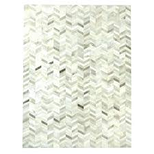 chevron cowhide rug white hide rug pieced chevron hide rug white and silver faux cowhide rug chevron cowhide rug