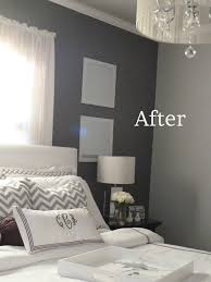 blue and grey bedroom color schemes gray white auto salvage decatur ideas what bedding goes with