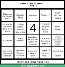 Enneagram types under quarantineour #1 requested video right now! Enneagram Bingo Bingo Time Myers Briggs Mbti Amino