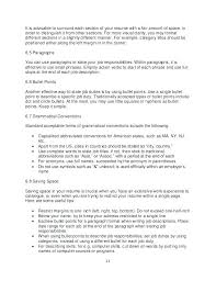 Resume Bullet Points Amazing 2823 Resume Bullet Points Examples With Good Should Have Periods