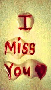 i miss you photo hd