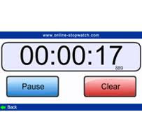 Online Timer 15 Minutes Countdown Timer